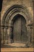 École St-Caprais - AGEN - Portail de la Chapelle (XIIe siècle) / [s.n.]. – 99 rue de Rennes, Paris : Editions J. David - E. Vallois, succr, [Entre 1915 et 1925].