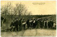 MONVIEL (Lot-et-Garonne) Fête du 1er Février 1913