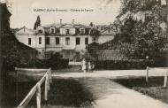 CLAIRAC (Lot-et-Garonne). - Château de Larouy