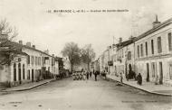 10 MARMANDE (L.-et-G.) - Avenue de Sainte-Bazeille
