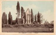 1472. RAZIMET (L.-et-G.) - l'Église