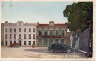 MARMANDE (L.-et-G.) - Place Clémenceau et Caisse d'Épargne