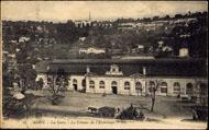 87 AGEN. – La Gare. – Le Côteau de l'Ermitage. / [s.n.].