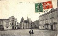 5. AGEN (L.-et-G.) – Place de l'Hôtel de Ville / [s.n.].
